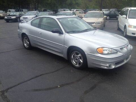 2005 Pontiac Grand Am for sale at All State Auto Sales, INC in Kentwood MI