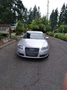 2006 Audi A6 for sale at Seattle Motorsports in Shoreline WA