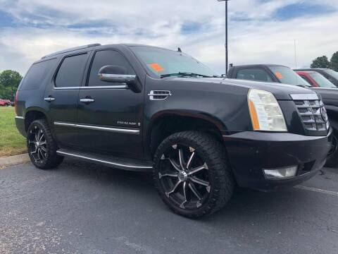 2007 Cadillac Escalade for sale at COUNTRYSIDE AUTO SALES 2 in Russellville KY
