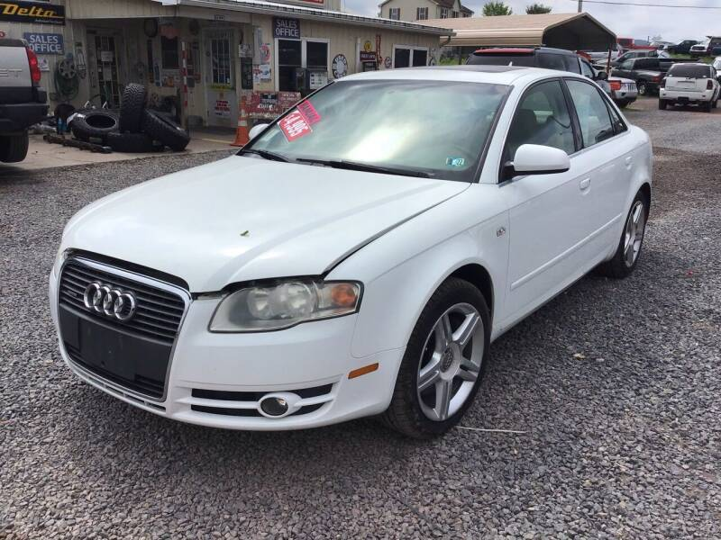 2007 Audi A4 for sale at Troys Auto Sales in Dornsife PA