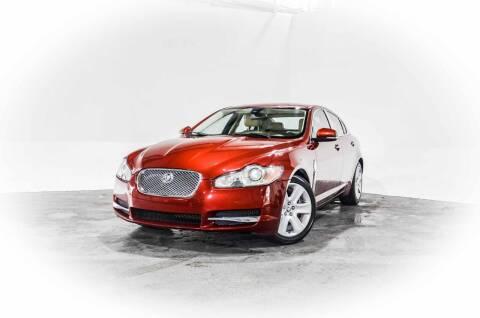 2010 Jaguar XF for sale at CarXoom in Marietta GA