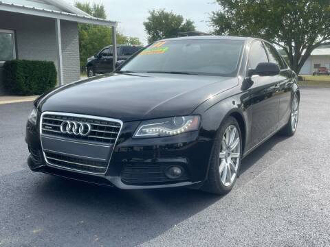 2011 Audi A4 for sale at Jacks Auto Sales in Mountain Home AR