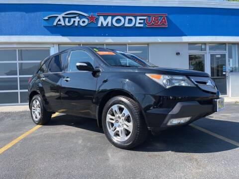 2008 Acura MDX for sale at AUTO MODE USA-Monee in Monee IL