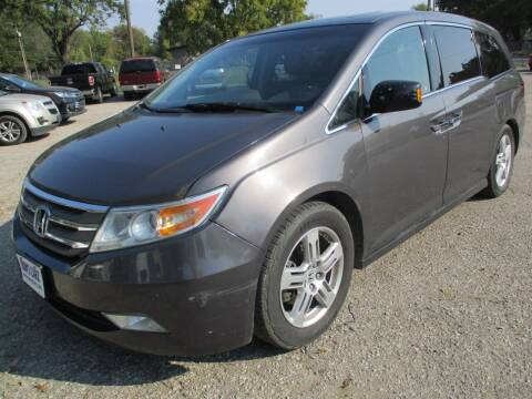 2012 Honda Odyssey for sale at Dons Carz in Topeka KS