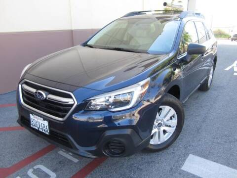 2018 Subaru Outback for sale at PREFERRED MOTOR CARS in Covina CA
