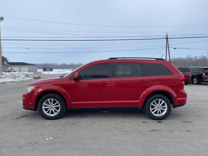 2018 Dodge Journey for sale in Paulding, OH