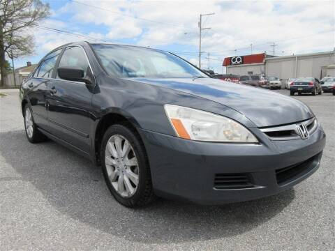 2006 Honda Accord for sale at Cam Automotive LLC in Lancaster PA