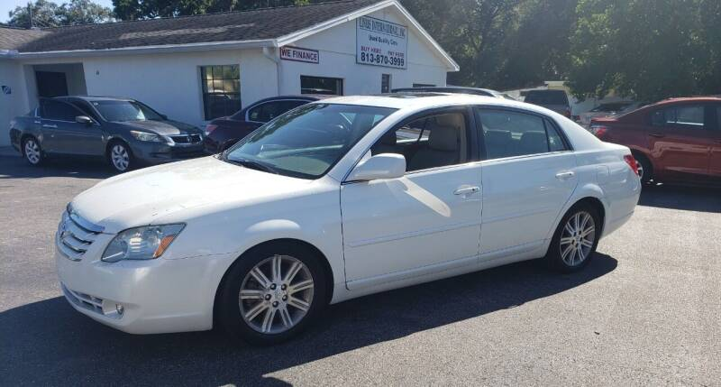 2006 Toyota Avalon for sale at Linus International Inc in Tampa FL