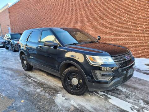 2017 Ford Explorer for sale at Minnesota Auto Sales in Golden Valley MN