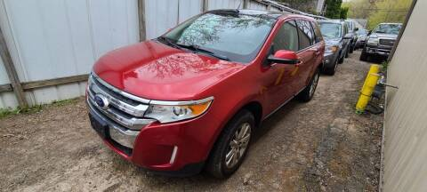 2012 Ford Edge for sale at Steve's Auto Sales in Madison WI