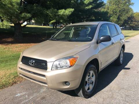2008 Toyota RAV4 for sale at Speed Auto Mall in Greensboro NC