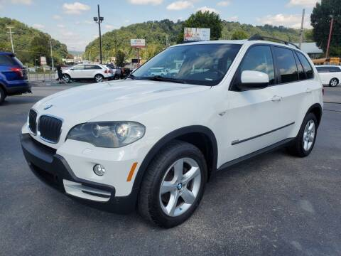 2008 BMW X5 for sale at MCMANUS AUTO SALES in Knoxville TN