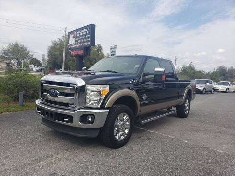 2014 Ford F-250 Super Duty for sale at Auto Remarketing Group in Ocala FL
