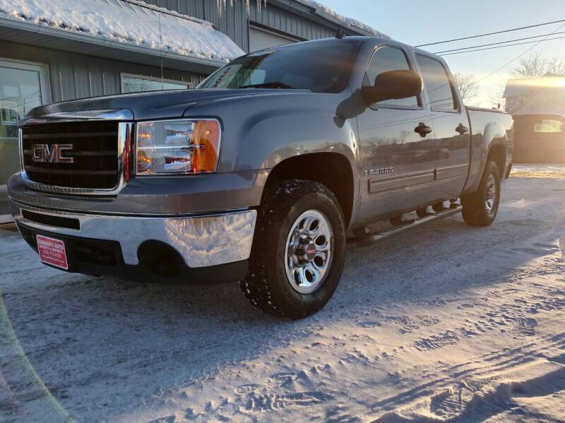 2009 GMC Sierra 1500 for sale at Habhab's Auto Sports & Imports in Cedar Rapids IA