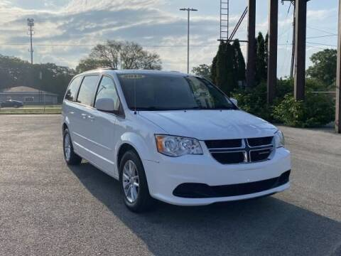 2015 Dodge Grand Caravan for sale at Betten Baker Preowned Center in Twin Lake MI