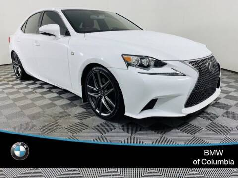 2016 Lexus IS 350 for sale at Preowned of Columbia in Columbia MO