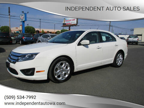 2010 Ford Fusion for sale at Independent Auto Sales in Spokane Valley WA