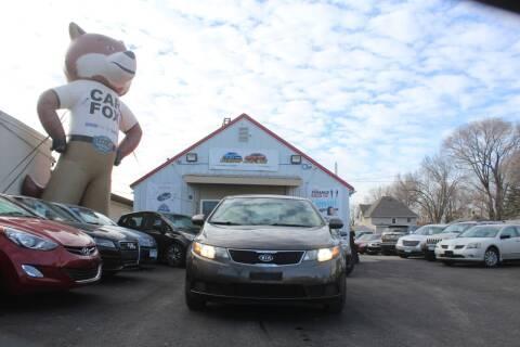 2011 Kia Forte for sale at Rochester Auto Mall in Rochester MN