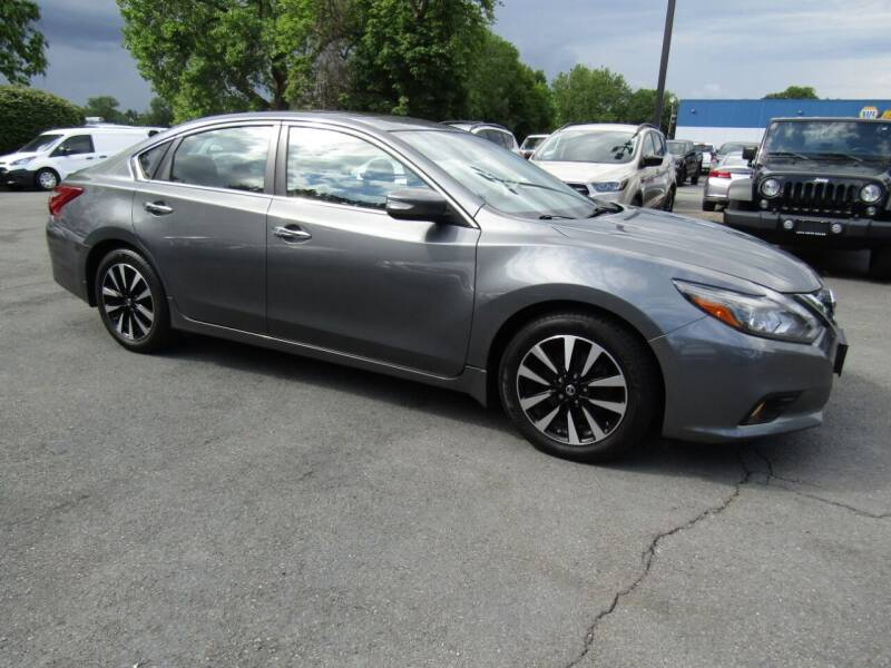 2018 Nissan Altima for sale at 2010 Auto Sales in Troy NY
