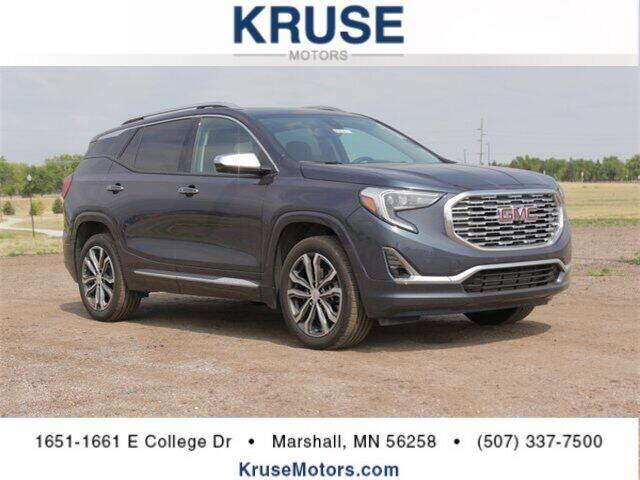 2018 GMC Terrain for sale in Marshall, MN