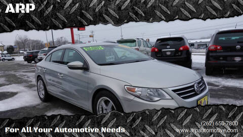 2010 Volkswagen CC for sale at ARP in Waukesha WI