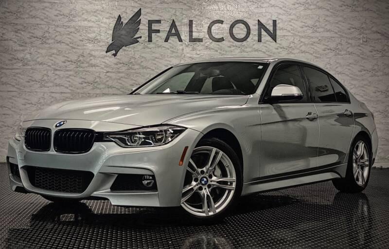 2018 BMW 3 Series for sale at FALCON AUTO BROKERS LLC in Orlando FL