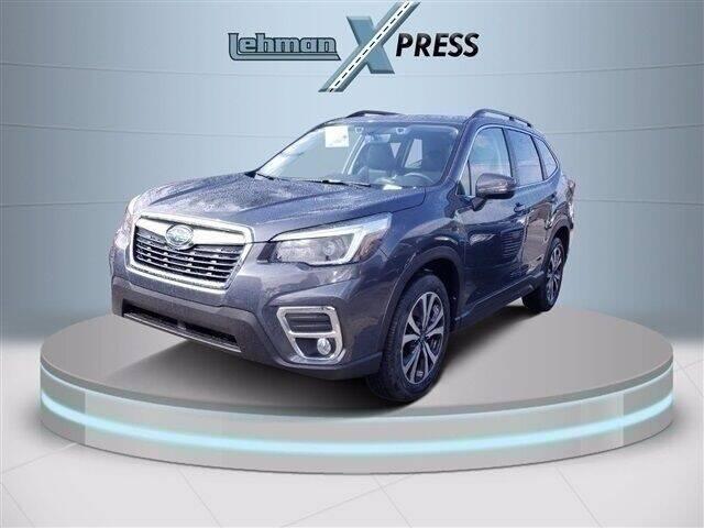2021 Subaru Forester for sale in Miami, FL