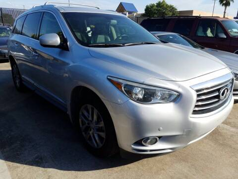 2015 Infiniti QX60 for sale at National Auto Group in Houston TX