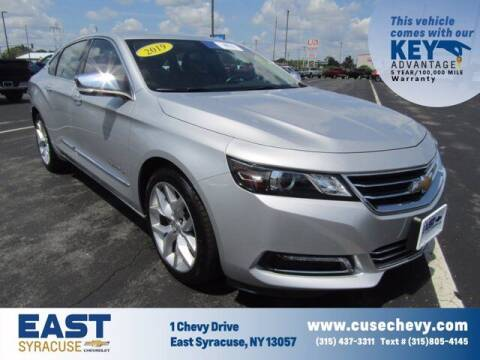 2019 Chevrolet Impala for sale at East Syracuse Performance Sales & Service in Syracuse NY