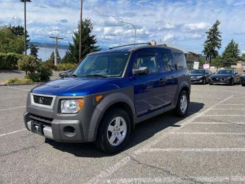2005 Honda Element for sale at KARMA AUTO SALES in Federal Way WA