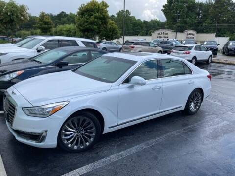 2018 Genesis G90 for sale at Southern Auto Solutions-Jim Ellis Hyundai in Marietta GA