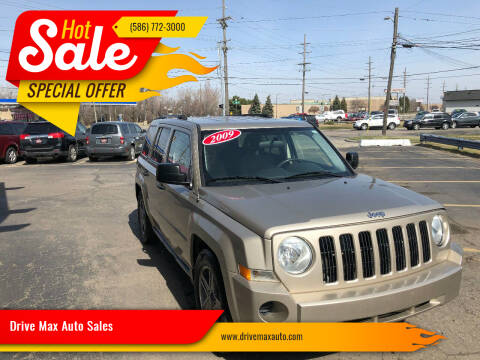 2009 Jeep Patriot for sale at Drive Max Auto Sales in Warren MI