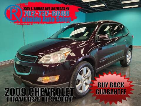 2009 Chevrolet Traverse for sale at Reliable Auto Sales in Las Vegas NV