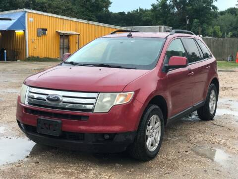 2008 Ford Edge for sale at Preferable Auto LLC in Houston TX