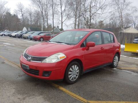 2007 Nissan Versa for sale at J's Auto Exchange in Derry NH