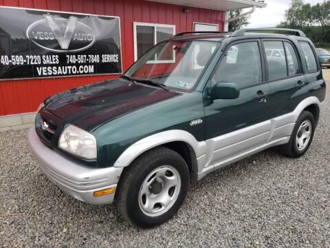 2000 Suzuki Grand Vitara for sale at Vess Auto in Danville OH