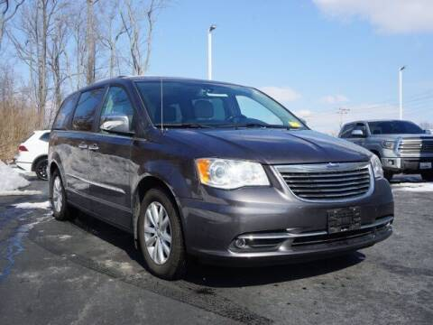 2016 Chrysler Town and Country for sale at Ron's Automotive in Manchester MD