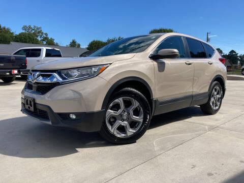2017 Honda CR-V for sale at Crossroads Auto Sales LLC in Rossville GA