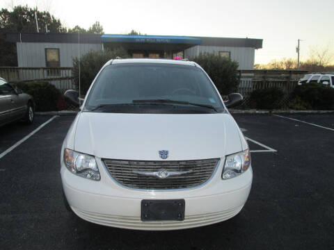 2002 Chrysler Town and Country for sale at Olde Mill Motors in Angier NC