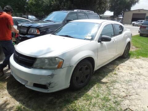 2011 Dodge Avenger for sale at SCOTT HARRISON MOTOR CO in Houston TX