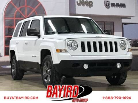 2015 Jeep Patriot for sale at Bayird Truck Center in Paragould AR