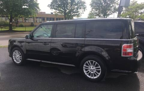 2014 Ford Flex for sale at K B Motors in Clearfield PA