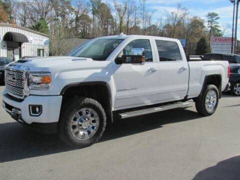 2019 GMC Sierra 2500HD for sale at Pure 1 Auto in New Bern NC