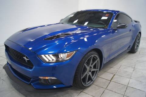 2017 Ford Mustang for sale at Sacramento Luxury Motors in Carmichael CA