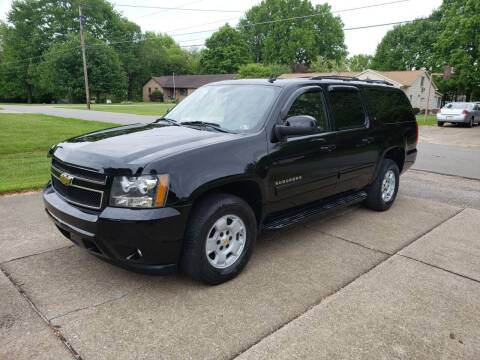 2011 Chevrolet Suburban for sale at Motorsports Motors LLC in Youngstown OH