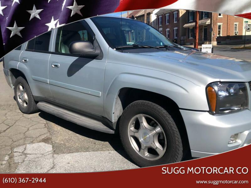 2008 Chevrolet TrailBlazer for sale at Sugg Motorcar Co in Boyertown PA