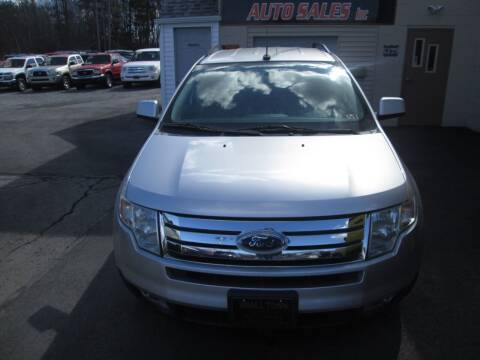 2010 Ford Edge for sale at Small Town Auto Sales in Hazleton PA