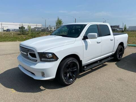 2018 RAM Ram Pickup 1500 for sale at Truck Buyers in Magrath AB