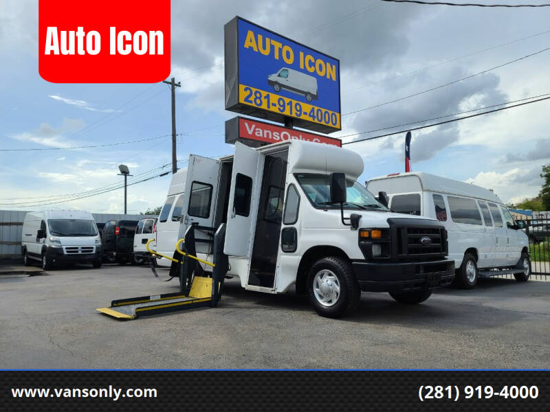 2010 Ford E-Series Cargo for sale at Auto Icon in Houston TX