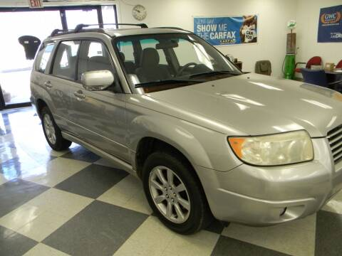 2007 Subaru Forester for sale at Lindenwood Auto Center in St.Louis MO